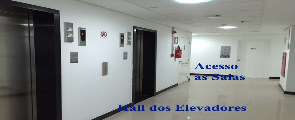 Hall dos Elevadores do 8 andar