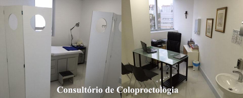 Consultório – Coloproctologia